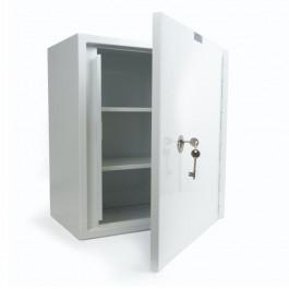 Dangerous Drugs Cabinet 500W x 450D x 1250H With Four Removable Shelves