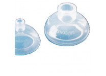 Mask- Clear Silicone - Small