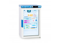 Labcold Pharmacy Wall Mounted/Benchtop Glass Door Refrigerator 66 Litre