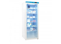 Labcold Pharmacy Free Standing, Glass Door, Refrigerator 340 Litre