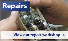 Visit Our Repairs Department